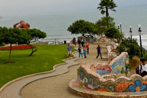 Parque del Amor. Aka parque Guell región -4